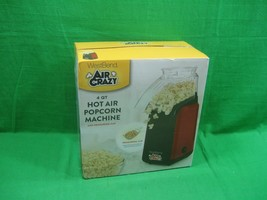 Vintage WestBend Air Crazy 4 Quart Hot Air Popcorn Machine Maker Cooker - $23.33