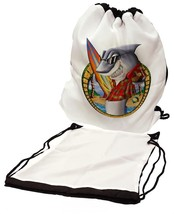 Personalized Drawstring Backpack with Free Shipping! - $10.87