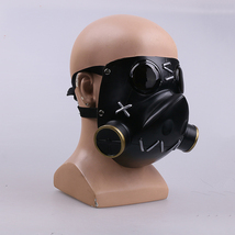 Handmade Overwatch Roadhog Mako Rutledge Helmet Mask Cosplay Costume Mask - $45.98 CAD+