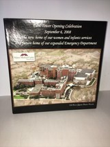Maine Medical Center 550Piece Jigsaw Puzzle East Tower Opening Portland ... - $9.99