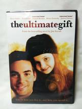 The Ultimate Gift DVD, 2009 Widescreen Drew Fuller James Garner - $2.97