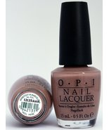OPI NAIL POLISH LACQUER BAREFOOT IN BARCELONA E41 - $8.20
