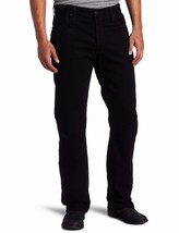 NEW LEVI'S STRAUSS 505 MEN'S ORIGINAL REGULAR FIT BLACK JEANS PANTS 505-0260