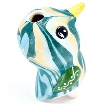 Handmade Bird Small Plant Orchid Succulent Watering Pals Ceramic Water Dripper A image 4