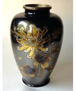 Meiji Period Antique Japanese Mixed Metal Bronze Vase Signed by Atrist 1... - $50,000.00