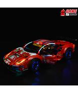 LED Light Kit for Ferrari 488 GTE AF Corse #51 - Compatible with Lego 42... - $26.99+