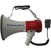 AmpliVox S602MR Mity-Meg Plus 25-Watt Megaphone - $196.99
