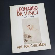 Leonardo da Vinci Von Ernest Raboff Hardcover Kunst Studie für Kinder Ho... - $13.99