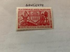 France Philatelists congress Lens 1970 mnh   stamps - $1.20