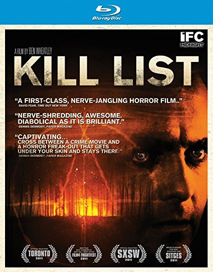Kill List [Blu-ray] (2012)