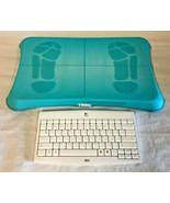 Nintendo Wii Fit Balance Board Board Only Untested Logitech Keyboard Car... - $29.65