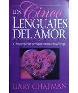 443Book Los Cinco Lenguajes del Amor Spanish - $5.95