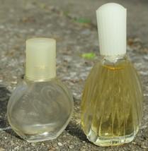 Vintage Glorious Gloria Vanderbilt Splash Perfume Parfume Glass Bottle M... - $21.49
