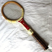 Vintage Spalding Youngstar Power Ply Wooden Tennis Racket  - $19.79