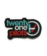 Twenty One Pilots Rock and Roll Music Band Embroidered Sew/Iron On Patch - $6.87+