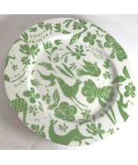 "Rare Anthropologie by Le Biscuit ""BOREAL FOREST"" Dinner Plate 10 3/4"" D - $24.74"