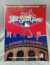 2009 Major League Baseball All Star Game Program Insiders Club Version S... - $14.85