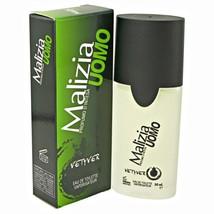 Vetyver Malizia Uomo Cologne by Vetyver 1.7 oz Eau De Toilette Spray. - $10.00