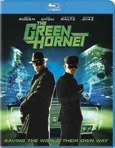 DVD - The Green Hornet (Blu-ray) DVD  - $9.99