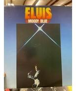 Elvis Moody Blue Album - 1977 - $15.00