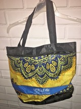 "UNICEF BAG TOTE 16"" × 14"" Perfect for Day Trips, Farmers Market - $4.00"