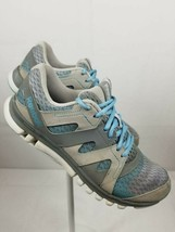 Reebok Women's Running Shoes In Blue and Gray Sz 6.5  023501 - $11.32