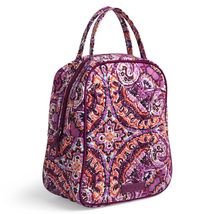 Vera Bradley Quilted Signature Cotton Iconic Lunch Bunch Bag, Dream Tapestry