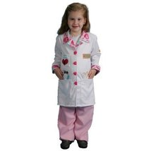 Veterinarian Children's Costume Size: Medium - $39.81 CAD