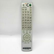 Genuine Sony RMT-V501E Video DVD VCR Combo Remote Control OEM Original - $14.20