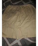 National Brand 6 pair Seamless Cotton long leg Briefs Pantys sz 11 (6 pa... - $8.91