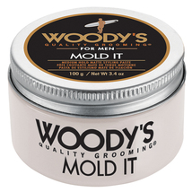 Woody's Mold It Styling Paste, 3.4 oz