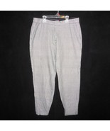 Tommy Hilfiger Black White Houndscheck Plaid Pants Casual Womens Size 16 - $14.81