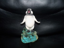 """Serenade """"Penguin Polar Playmate"""" Hamilton Collection EUC - $35.60"""