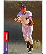 """HOT  """"HOLY GRAIL"""" DEREK JETER ROOKIE SP FOIL #279 1993 UPPER DECK HOF YANKEES - $1,899.95"""