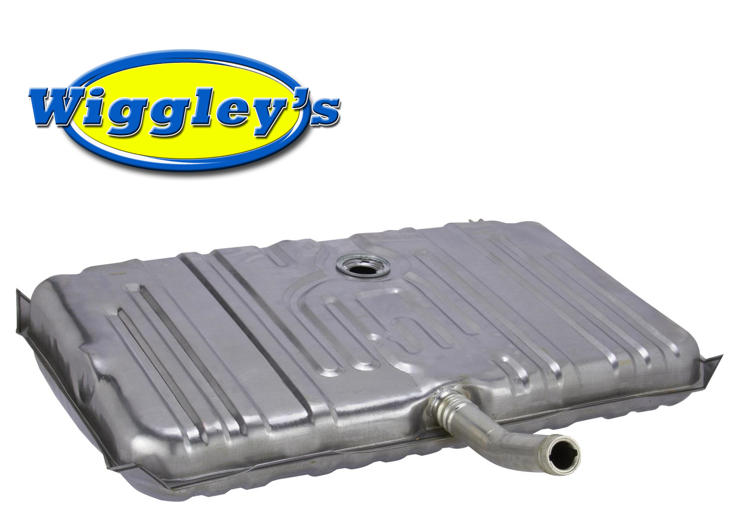 STAINLESS SATEEL TANK IGM34T-SS FOR 70 CHEVELLE MONTE CARLO 6.6L-V8 w/o E.E.C.