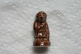 Old Vintage Animal Small Mini Little Figurine Wade England Circus Monkey... - $9.99