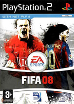FIFA 08 PS2 (Playstation 2) Vendedor GB - $6.56