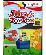 BabyFirst Joey's ToyBox NEW DVD Gentle Life Lessons Babies Toddlers - $4.72
