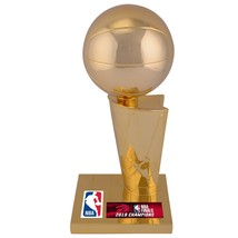 "Toronto Raptors 2019 NBA Championship Replica 12"" Larry O'Brien Trophy - $330.00"