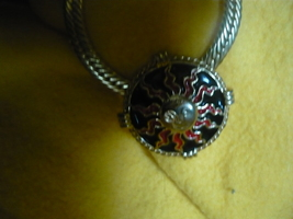 Paranormal Pendent Of The Omnipotent Sun Djinn Vintage Pendent From The 60S 70S - $1,200.00