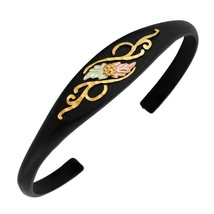 Powder Coat Bracelet - Black Hills Gold III - $78.21