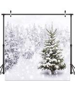 Dudaacvt 8x8ft Christmas Photography Backdrop Christmas Studio Photograp... - $36.15