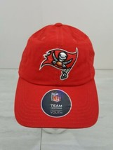 NFL Tampa Bay Buccaneers One Size team youth Cap red - $11.75
