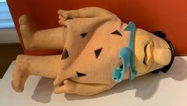 Vintage Fred Flinstone Latex Doll Applause Hanna Barbara image 4