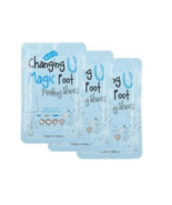 Tony Moly Changing You Magic Foot Peeling Shoes 3pcs Mask Korea Beauty - $14.98