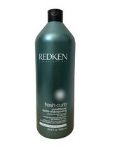 Redken Fresh Curls Conditioner Curly Hair 33.8 OZ - $66.00