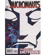 Micronauts (Image) (2002) #3 [Unknown Binding] ... - $2.50