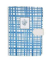 Creative Stationery Retro Hardcover Notebook Student Diary Notebook Blue... - $20.33
