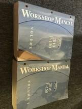 2010 Ford F-150 F150 Truck Service Shop Workshop Repair Manual Set OEM Worn - $98.95