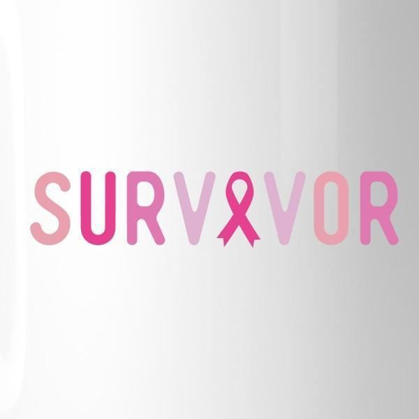 Survivor White Mug image 2